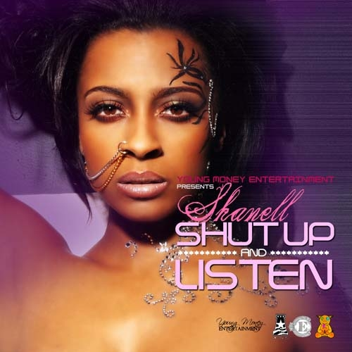 Shut Up N Listen Cover